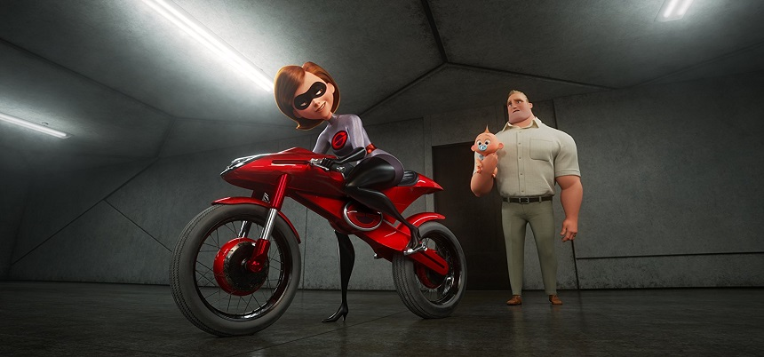 Review: INCREDIBLES 2, Brad Bird Does it Again, Another Excellent Family Superhero Film!